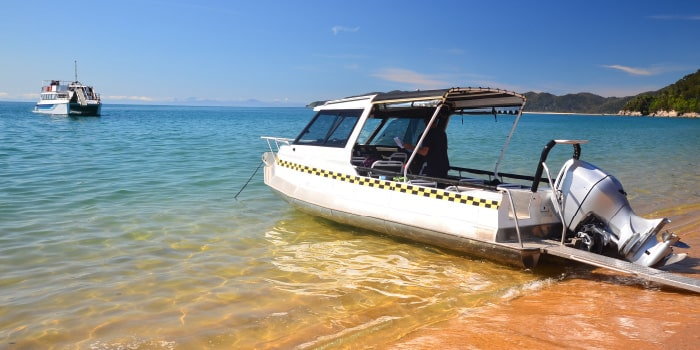 Water Taxi: training courses nz